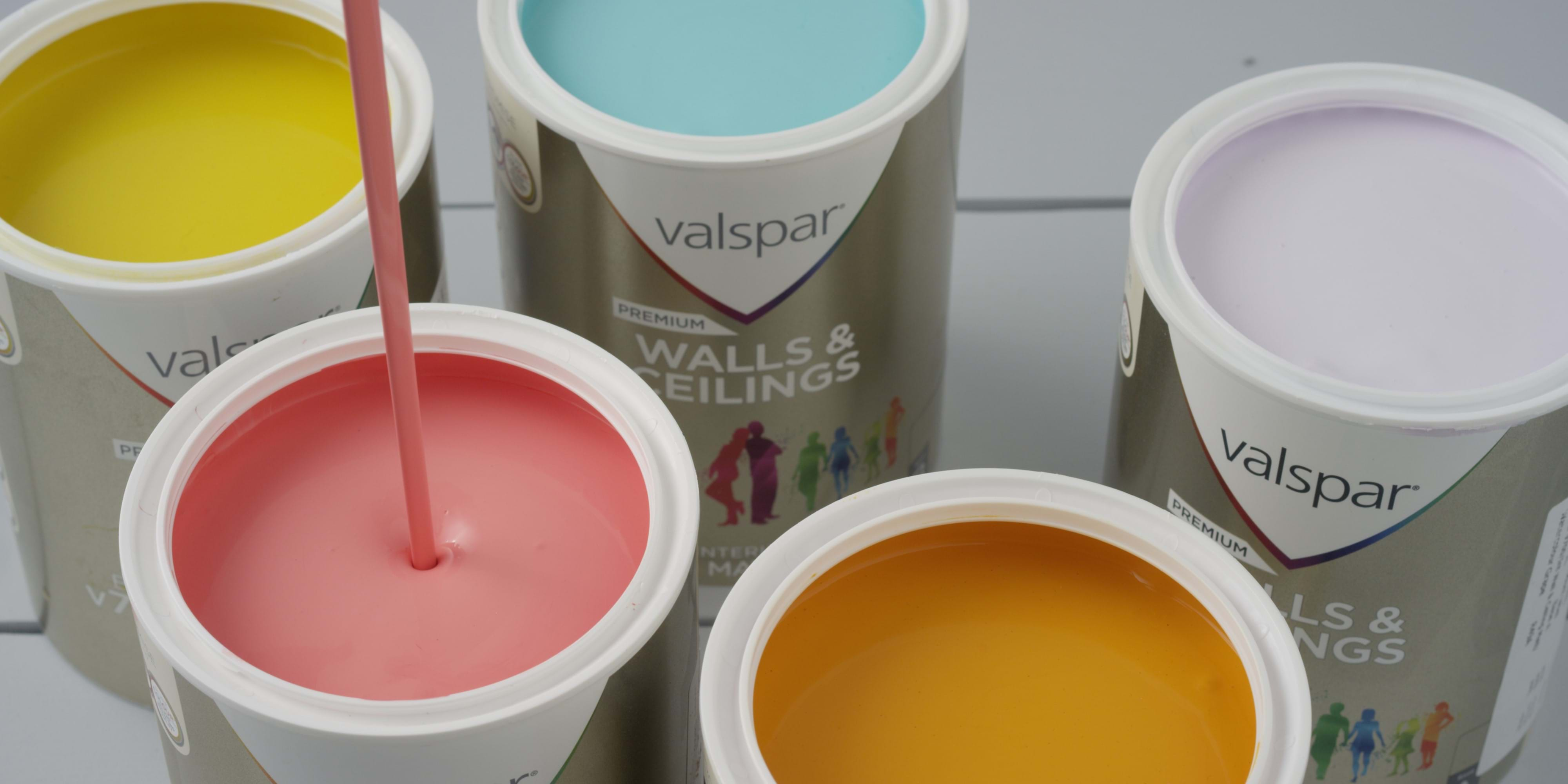 Pre Selected Paint Colours | Find a Colour | Valspar Paint UK