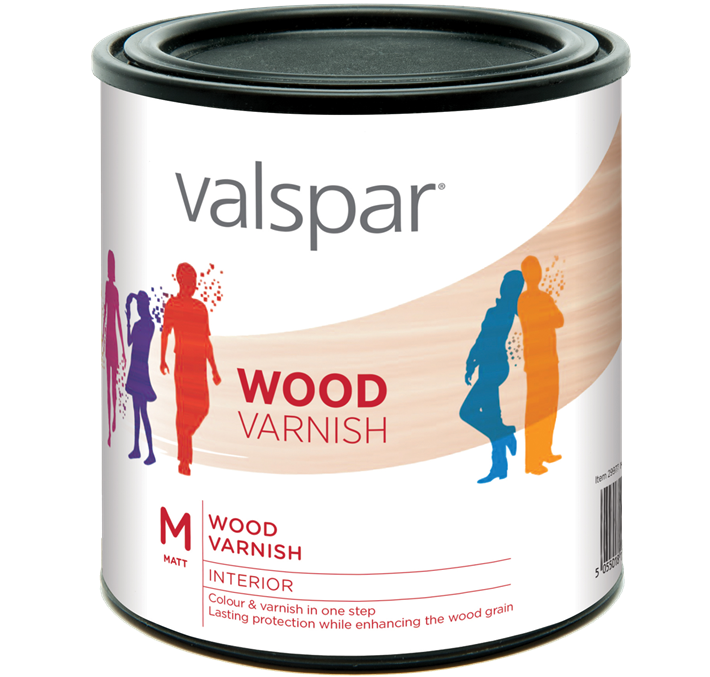 Valspar interior wood varnish colours for Exterior polyurethane wood finish