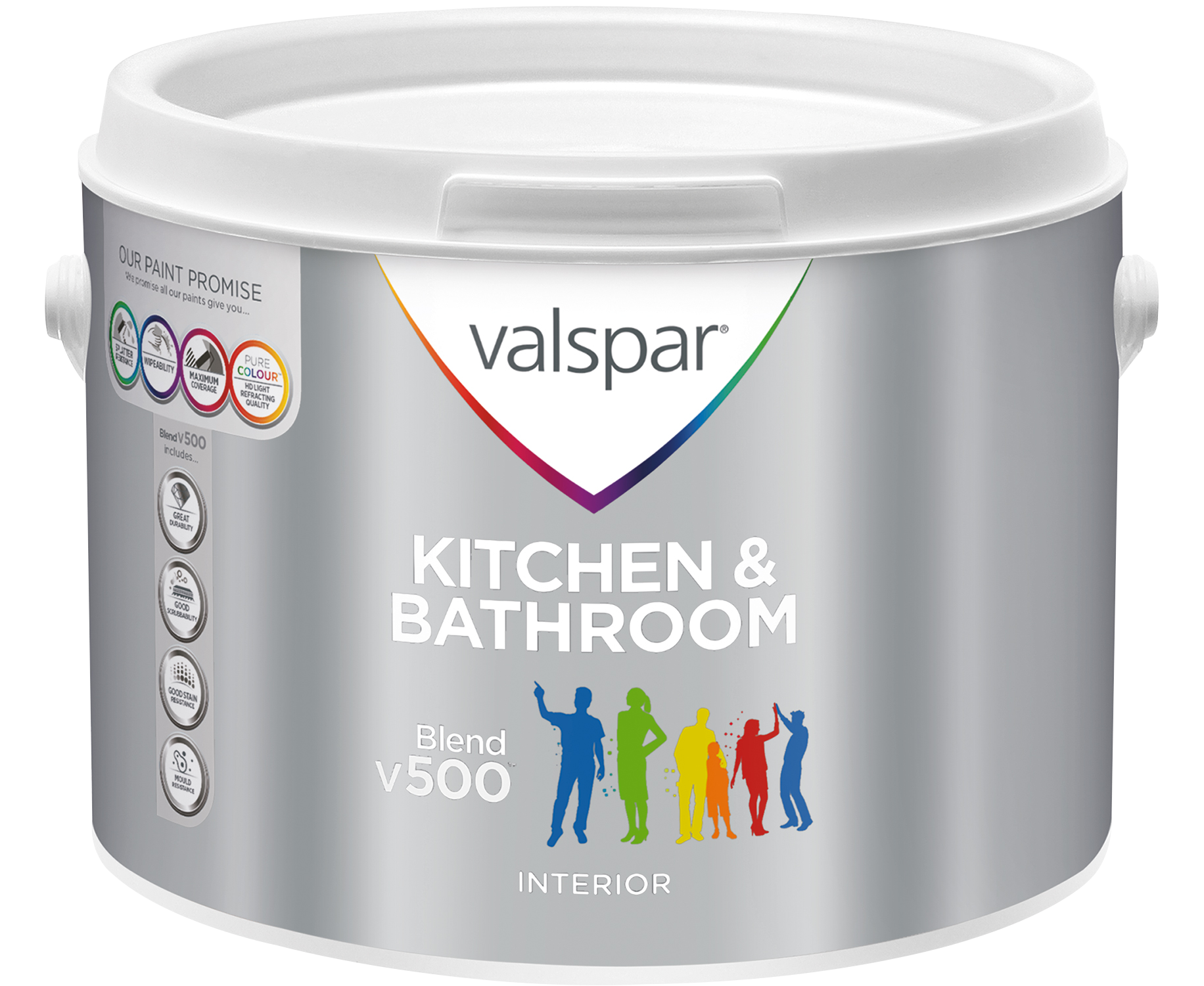 Superbe Blend V500™ Kitchen U0026 Bathroom Paints | Valspar Paint UK