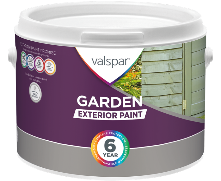 Garden Wood Paint Shed Amp Fence Paint Valspar Uk