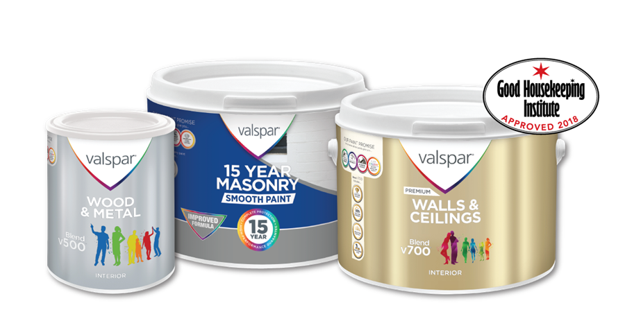 Valspar Paint Uk Any Paint Colour No Compromise