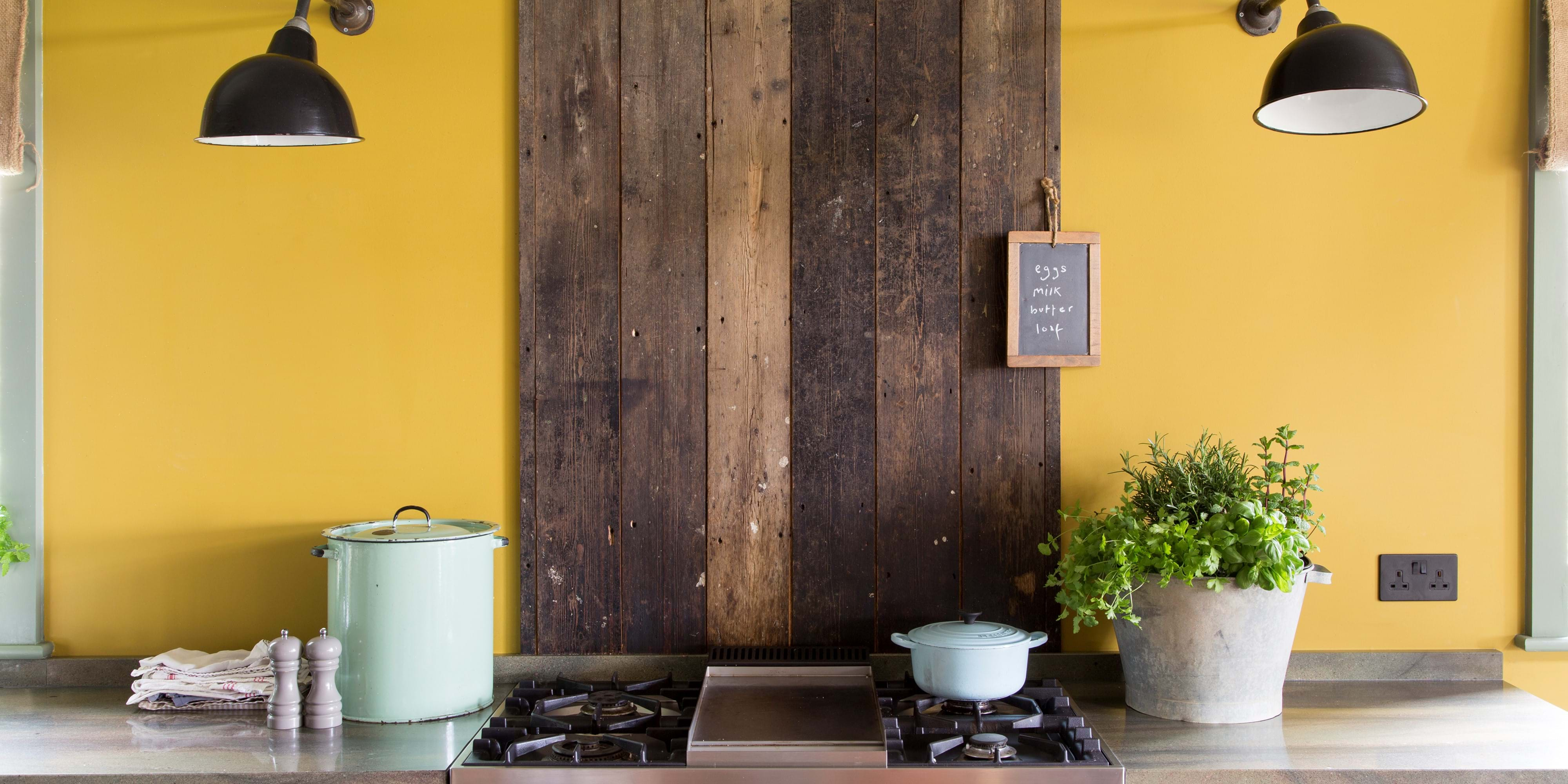 Yellow Paint Colours | Shades of Yellow | Valspar Paint UK