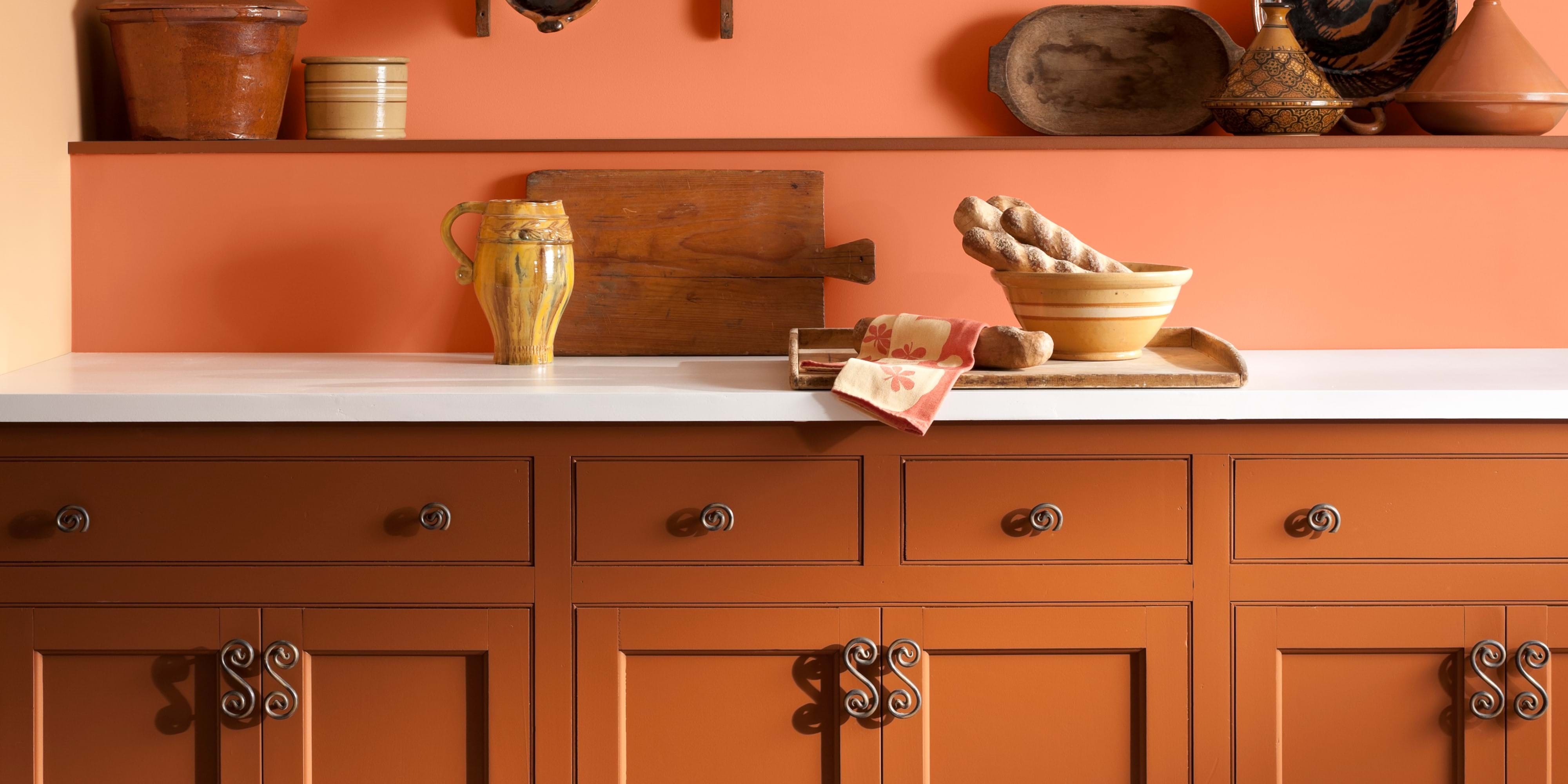 Decorating Tips How To Paint Kitchen Cupboards Valspar Paint