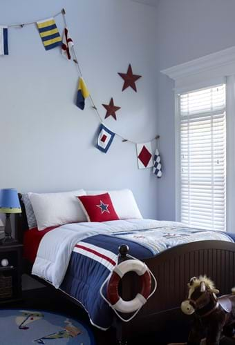 How to create a themed bedroom for toddlers