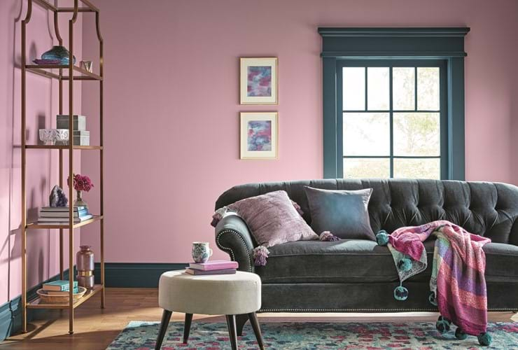 Colour trends: Nordic Blush