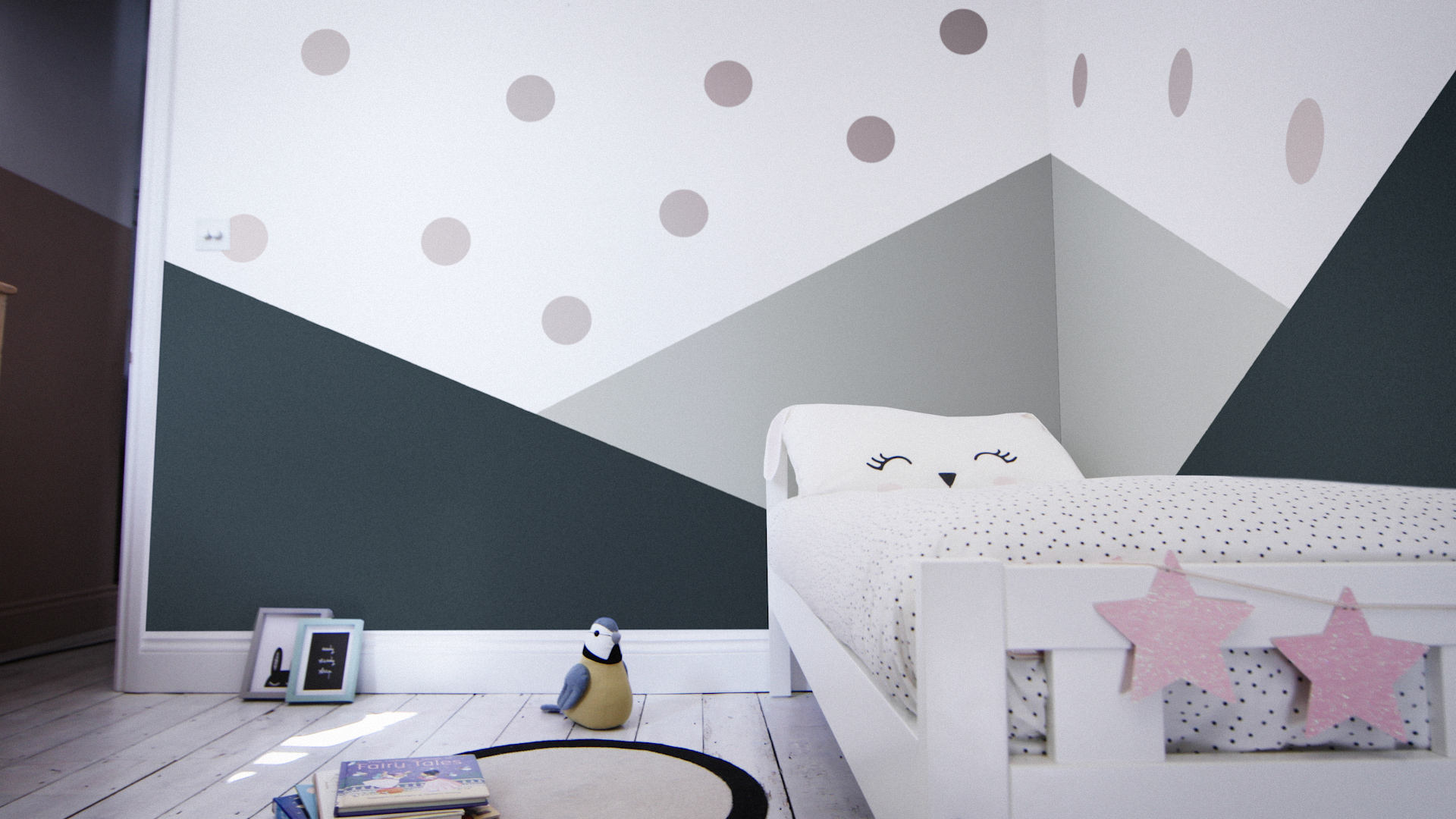 Add Patterns To Your Nursery