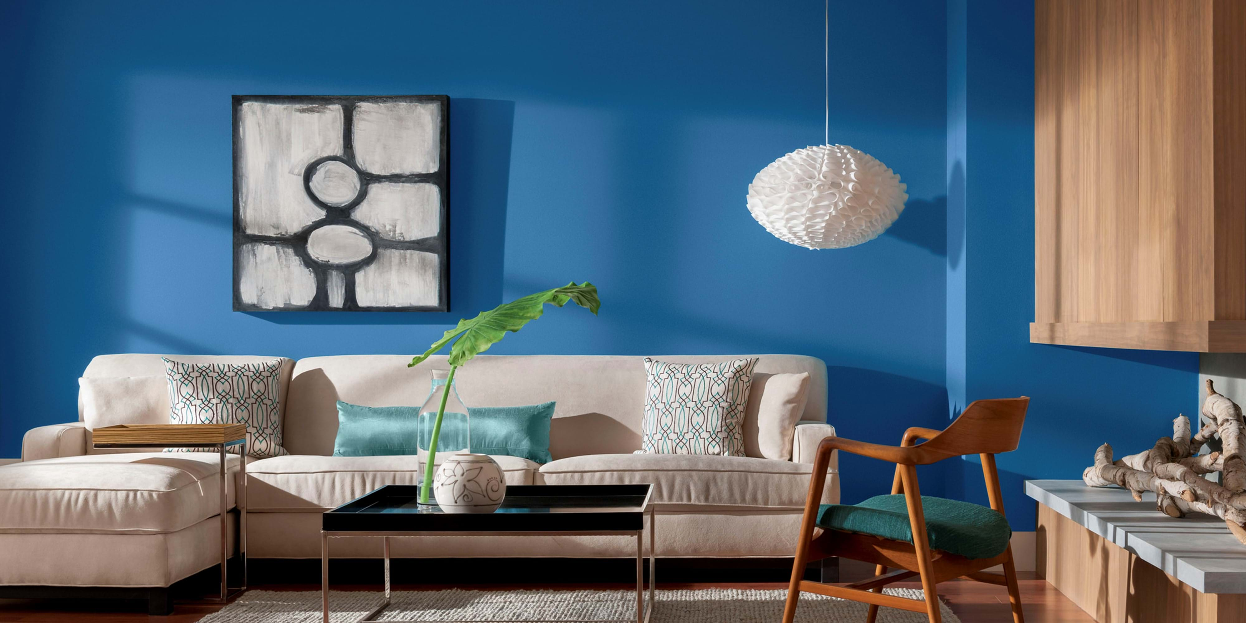 Blue Paint Colours | Shades of Blue | Valspar Paint UK