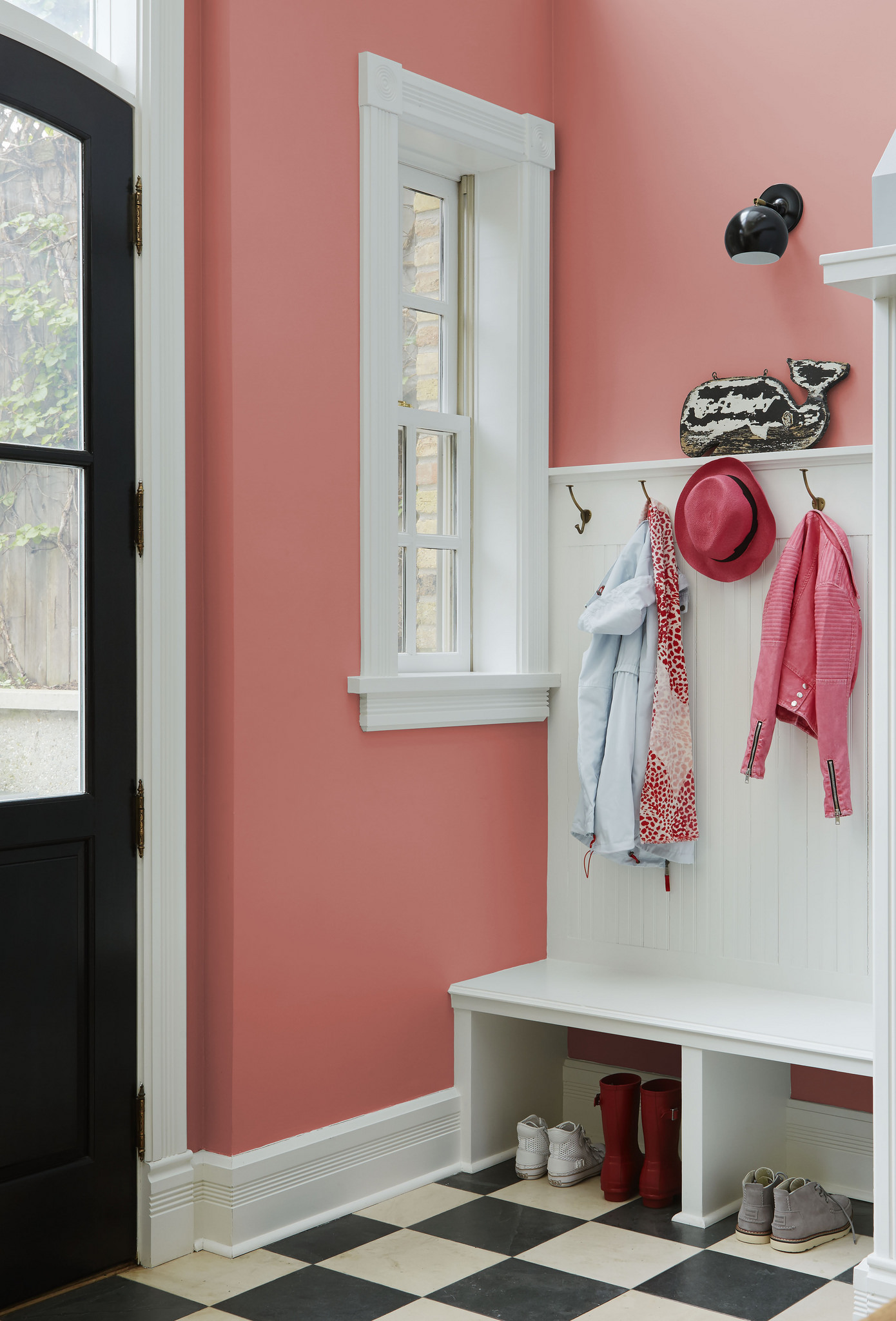 Zoffany Paint - Tuscan Pink | Interior house colors