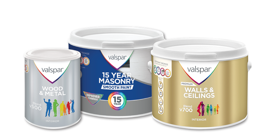 Valspar Paint UK | Any Paint Colour, No Compromise