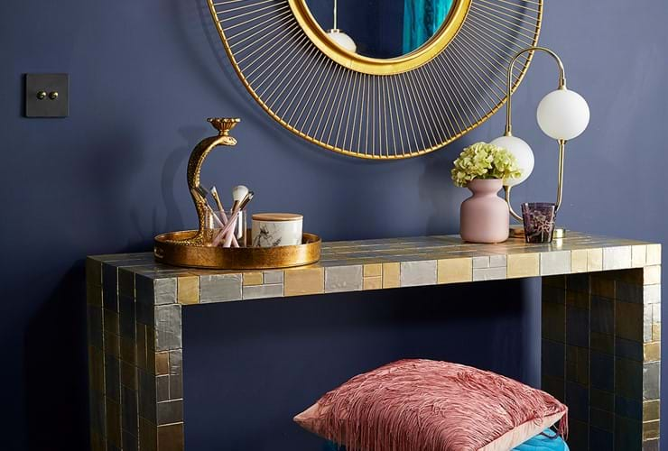 Colour trends: Embrace The Moody Blues