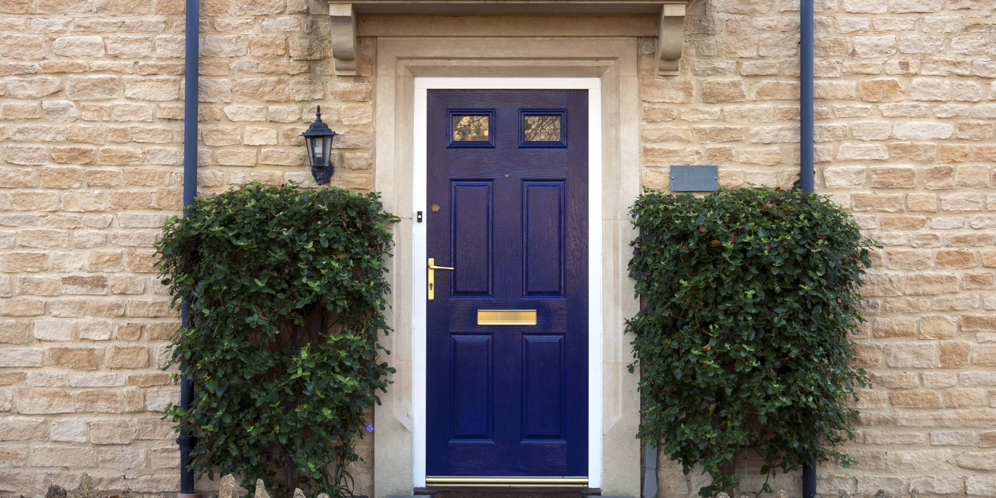 How To Paint A Front Door Valspar